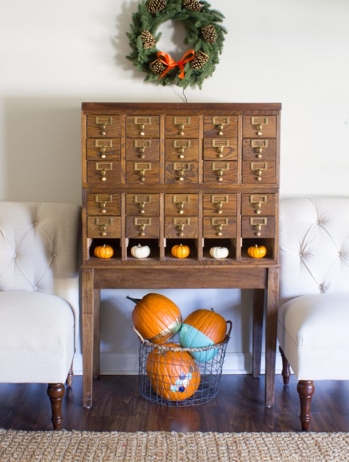 Tree Classics Harvest Homes Blog Hop: Fall Wreath Styling