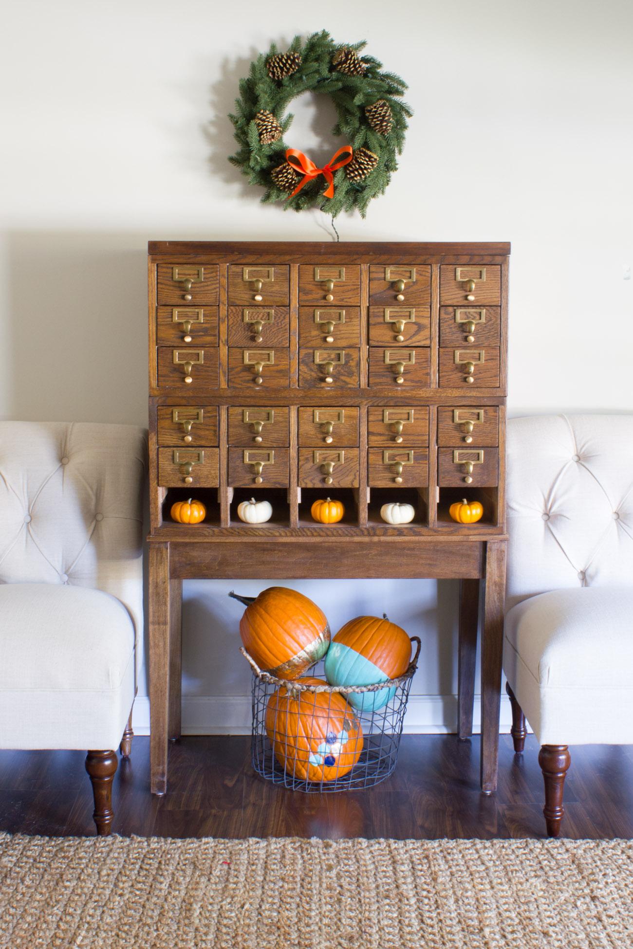 . Tree Classics Harvest Homes Blog Hop  Fall Wreath Styling   Erin Spain