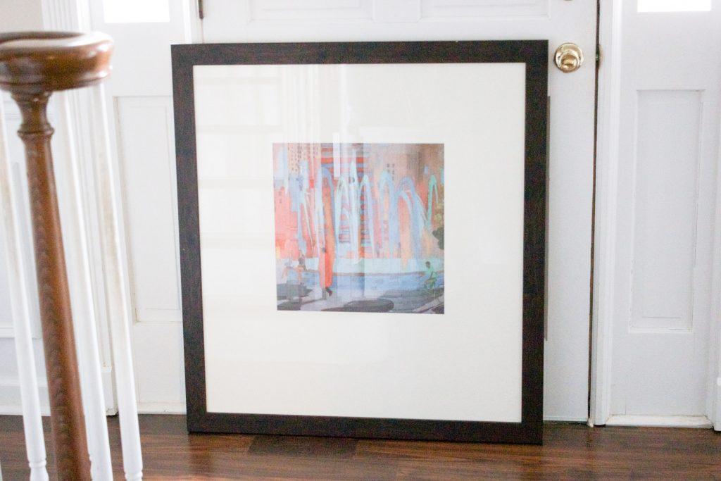 Upcycled Thrift Store Frames - Erin Spain