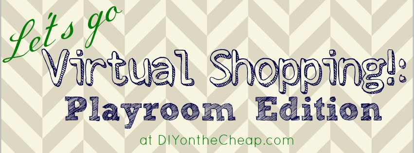 Virtual Shopping: Playroom Edition