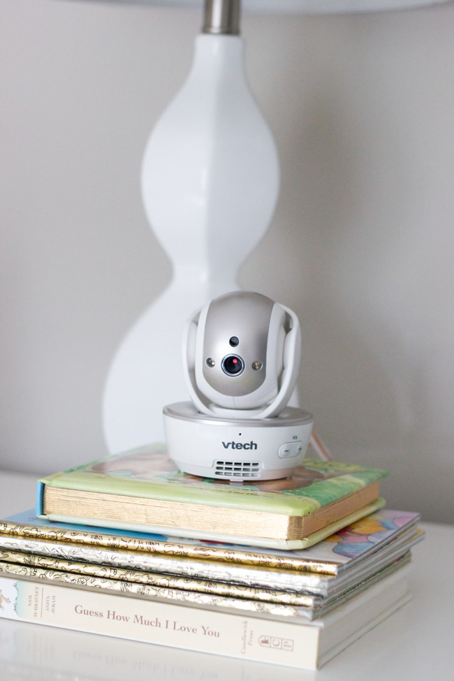 Capture sweet moments with the VTech VM343 video baby monitor.