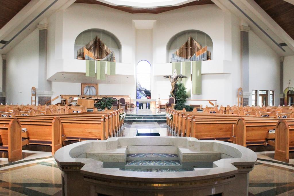 Catholic church in Fort Wayne, IN