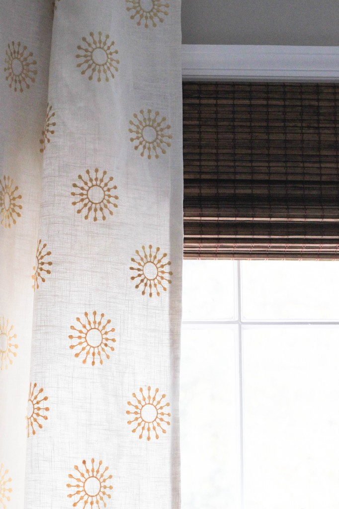 DIY Window Curtains with fabric from Online Fabric Store