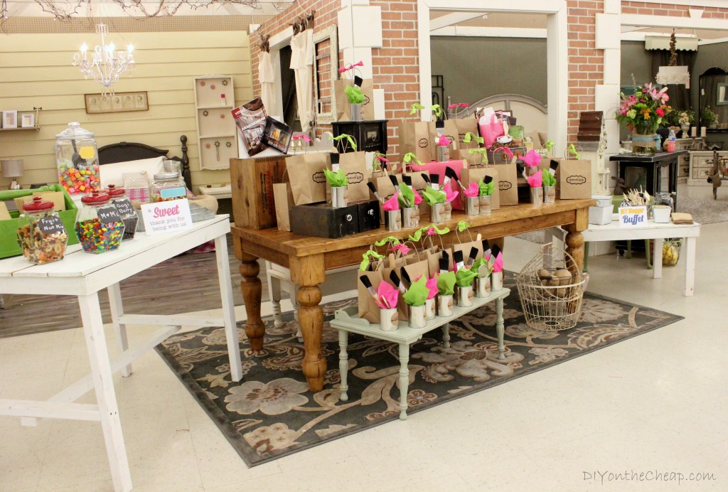 Atlanta Home & DIY Bloggers Meetup at Woodstock Market
