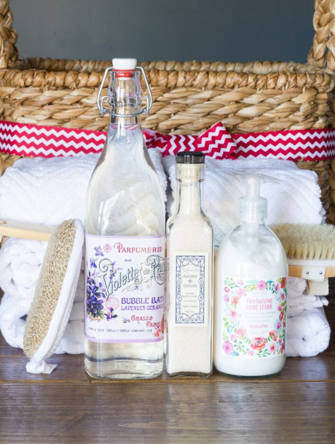 Holiday Gift Giving: The Perfect Spa Gift Basket