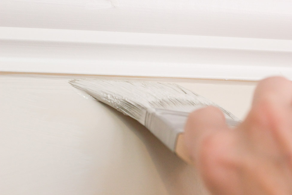 Zibra Paintbrushes: The Angle Brush is amazing for cutting in along baseboards and ceilings.
